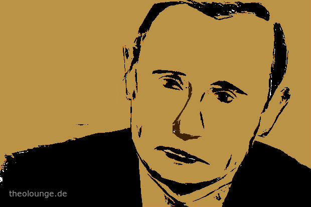 Putin brown