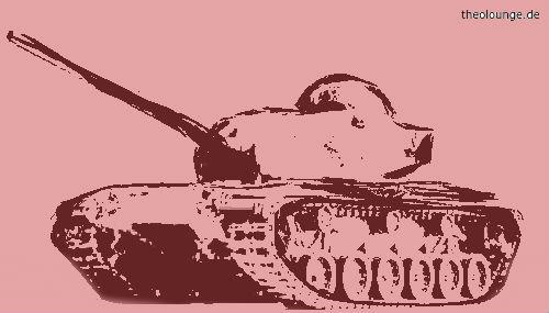 panzer rot