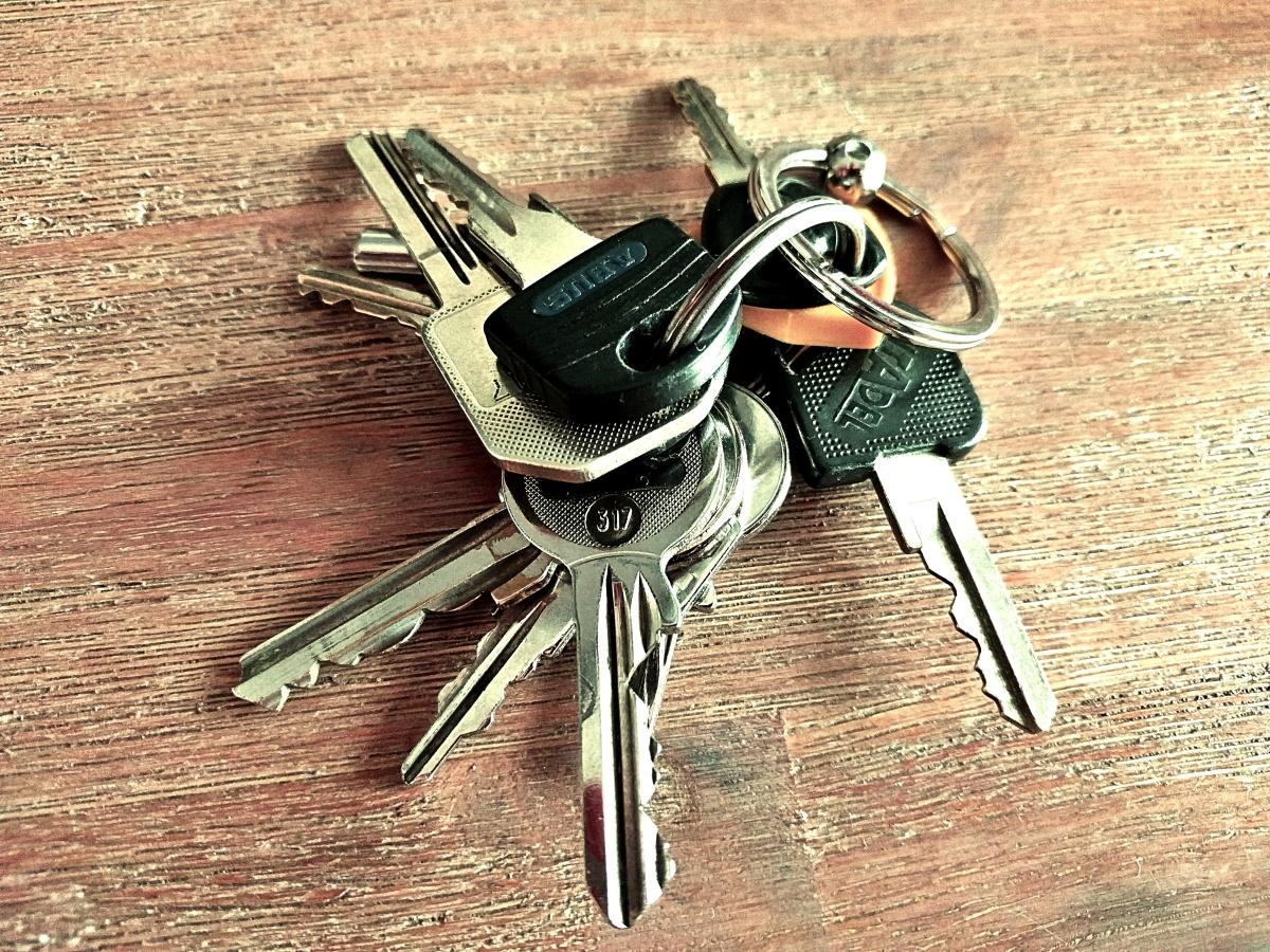 Soll man beten, wenn man einen Schlüssel verloren hat?