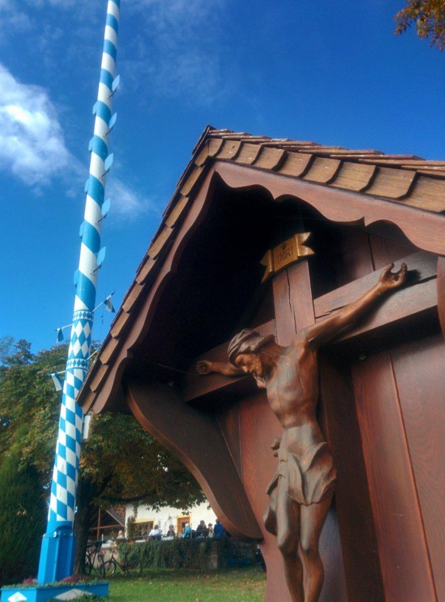 Das Kreuz wird Pflicht in Bayern
