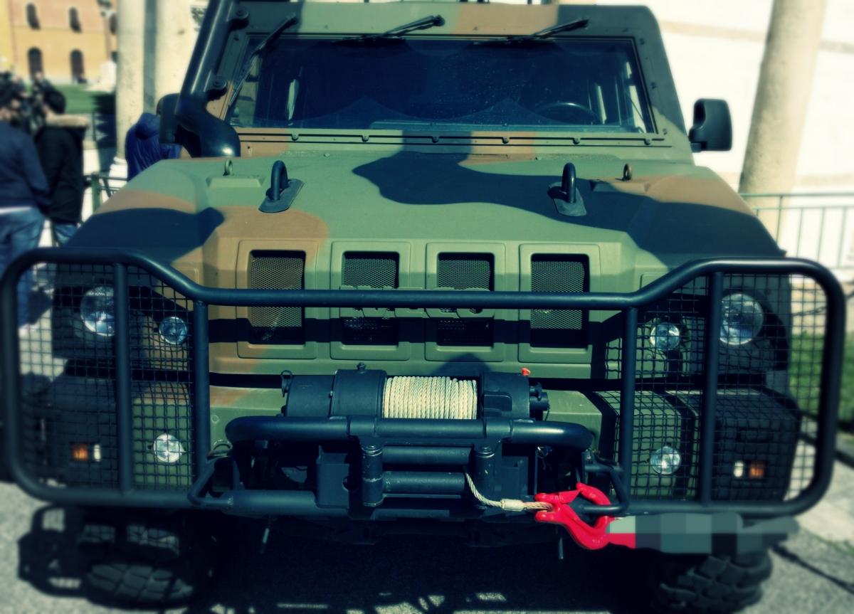 Waffendiebstahl bei der Bundeswehr