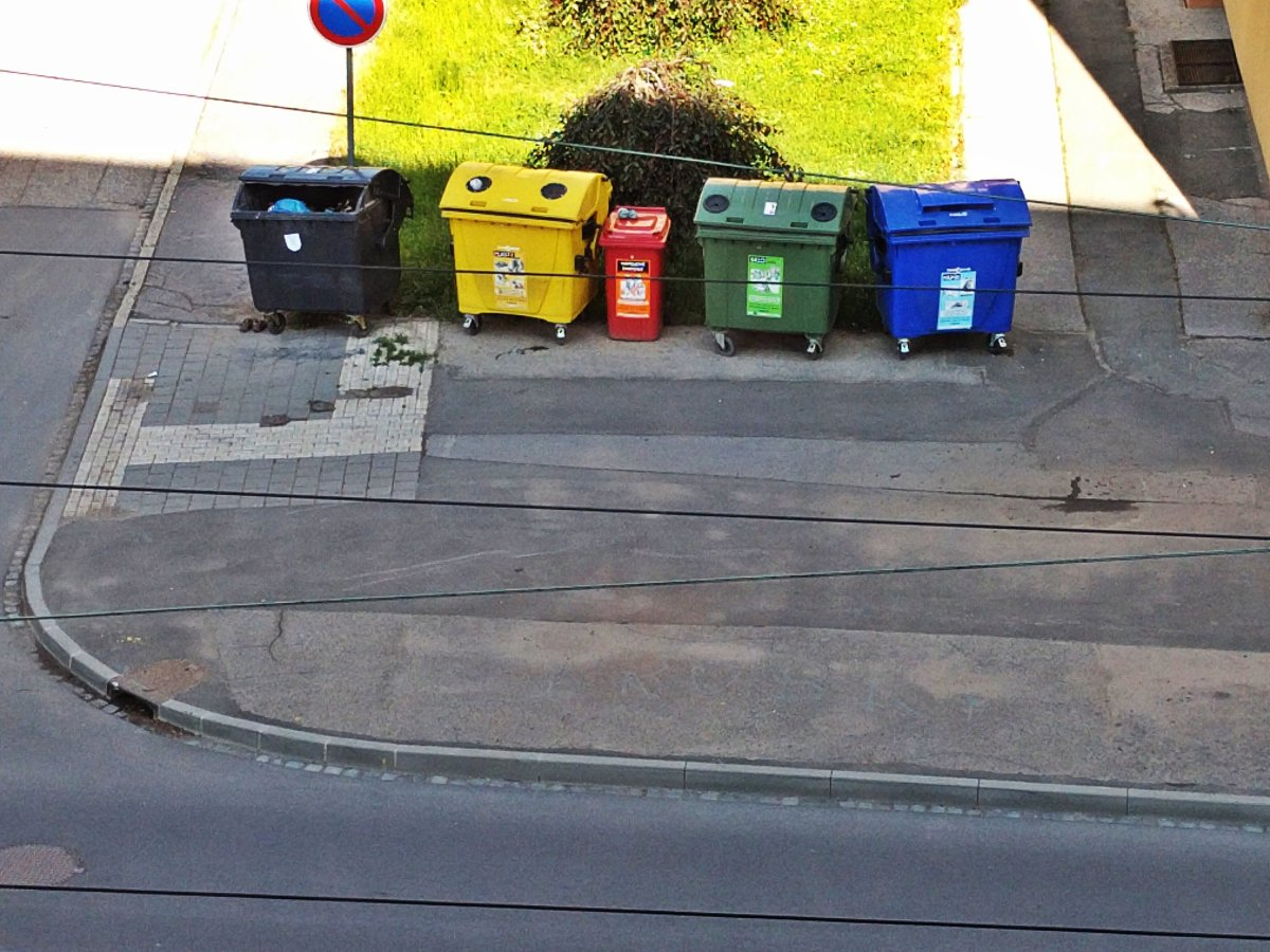 Wie soll man seinen Müll korrekt trennen?