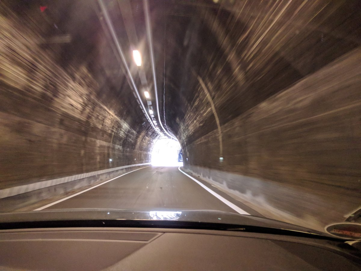 Elon Musk und sein Tunnelprojekt