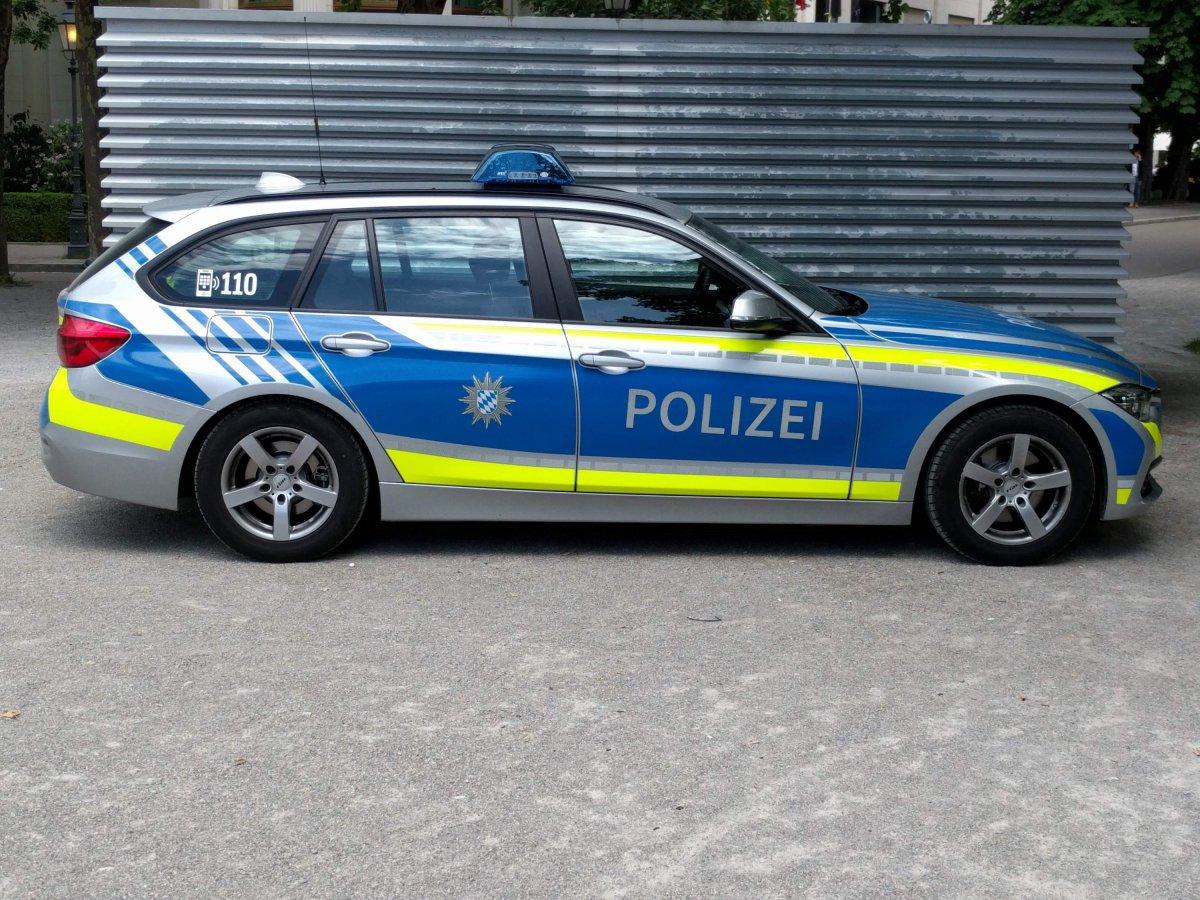 Die bayerische Polizei prescht voran