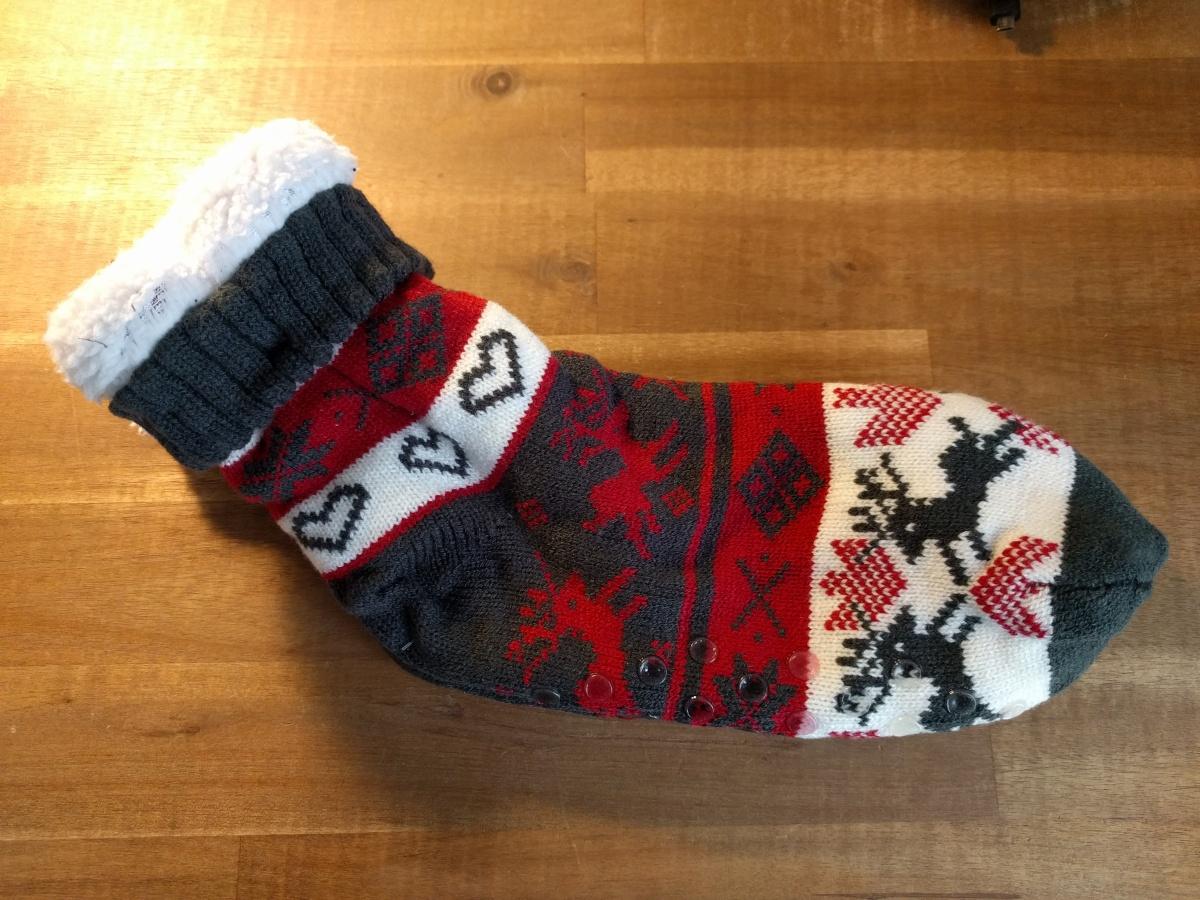 Von der Selbstorganisation der Materie und von Socken