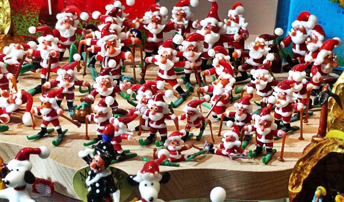 Christkind oder Weihnachtsmann?