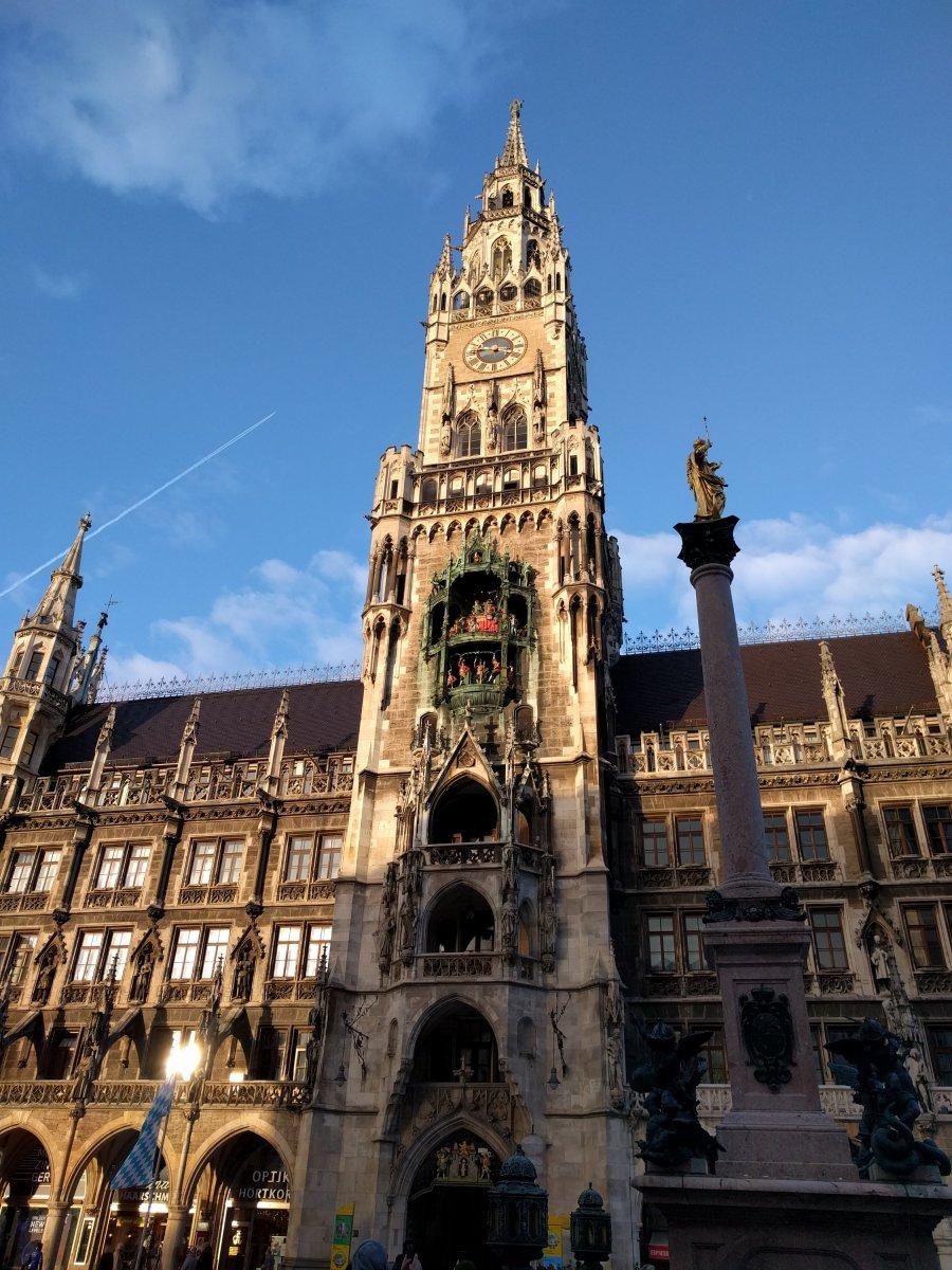 Säureattacke in der Münchner Innenstadt