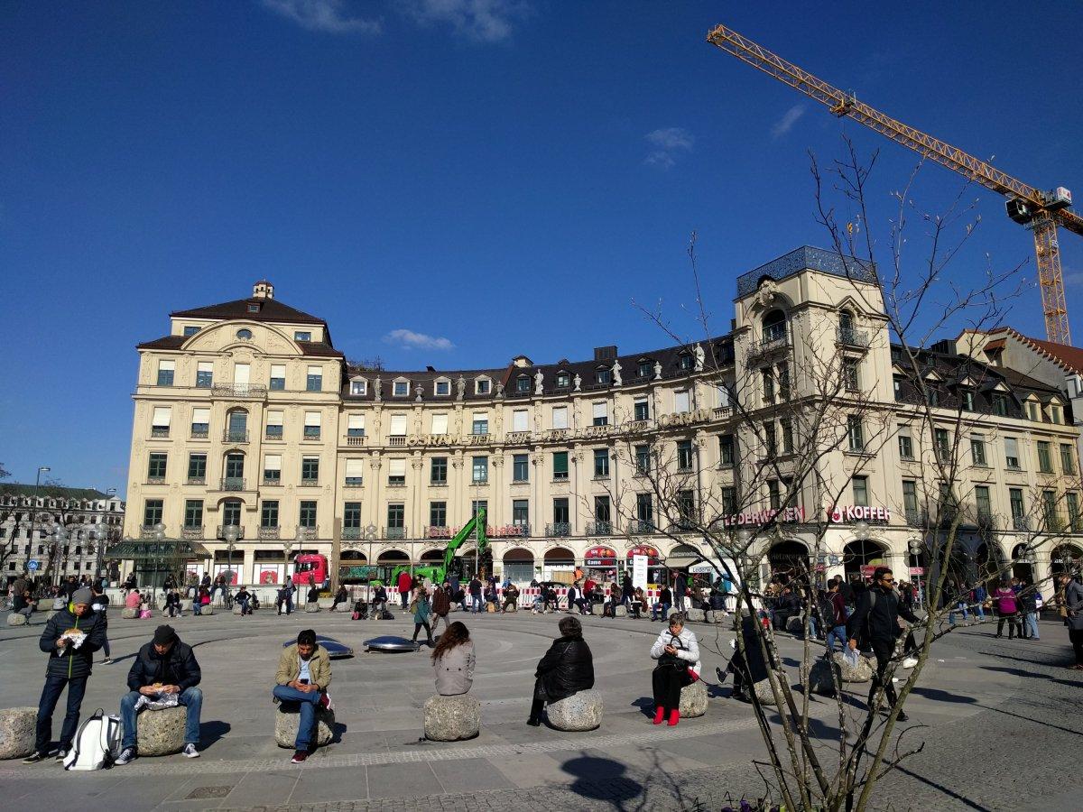 München, Impressionen