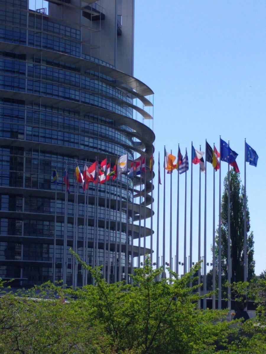 Der Gedanke zu Europawahl